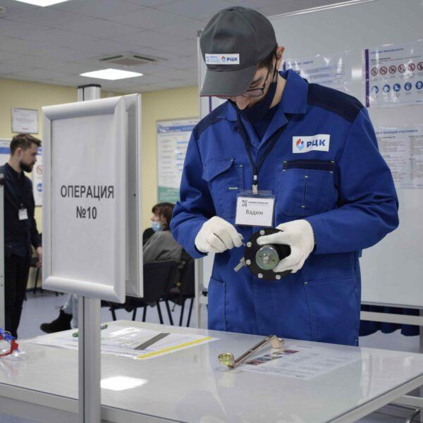 Санкт-Петербургский технический колледж в проекте Твой первый шаг в карьере на Фабрике процессов