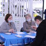 Ярмарка вакантных рабочих мест прошла в Кудрово
