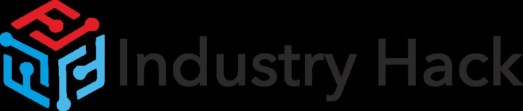 Логотип Индустриального хакатона