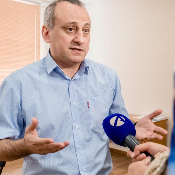 Азизов Рамиз Айвазович руководитель Агентства по занятости населения Астраханской области