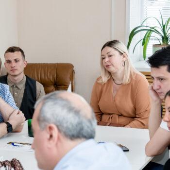 10 июня 2021г. Круглый стол «Возможности трудоустройства молодых специалистов на предприятия Санкт-Петербурга».