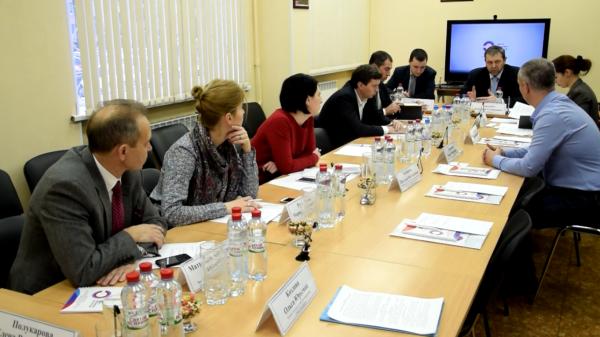 Совещание предприятий оказывающих существенное влияние на экономику Санкт-Петербурга