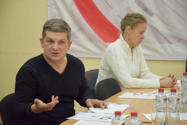Встреча работодателей швейного кластера Санкт-Петербурга