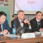 Совещание с представителями крупных компаний Санкт-Петербурга в Доме национальностей