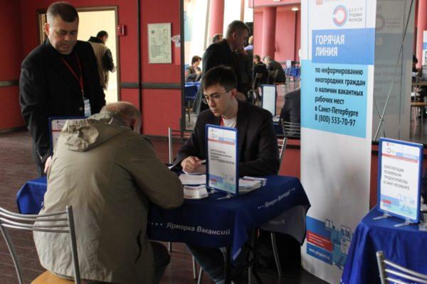 Ярмарки вакантных рабочих мест в Пскове и Великом Новгороде