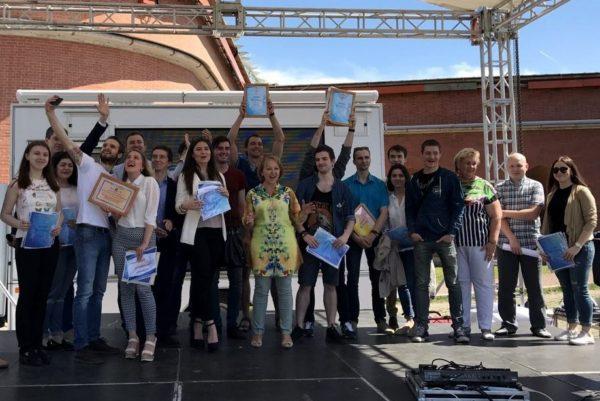 Подведение итогов и торжественное награждение участников и победителей конкурса «PROFI – PRO Fashion Industry»