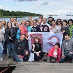 20 июля 2017 года состоялся  корпоративный выезд сотрудников СПб ГАУ ЦТР  на базу отдыха «Драгунский ручей».
