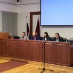 18 июля 2017 года совещание в Администрации Московского района Санкт-Петербурга