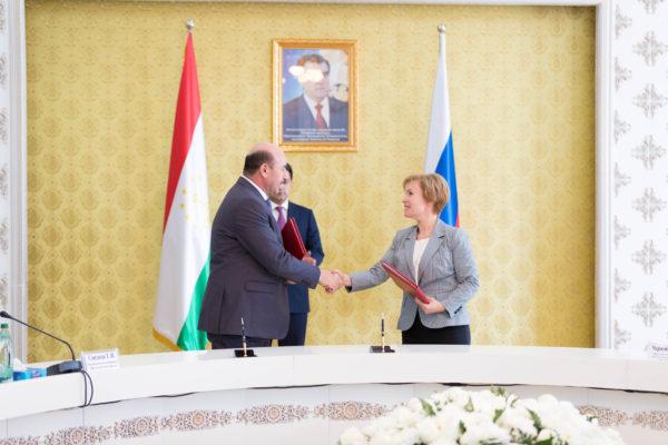 25 — 27 сентября состоялась культурно-деловая миссия Санкт-Петербурга в Душанбе