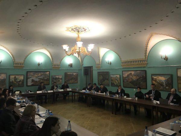 Межрегиональный круглый стол «Актуальные вопросы в сфере адаптации и интеграции мигрантов» в Доме Национальностей