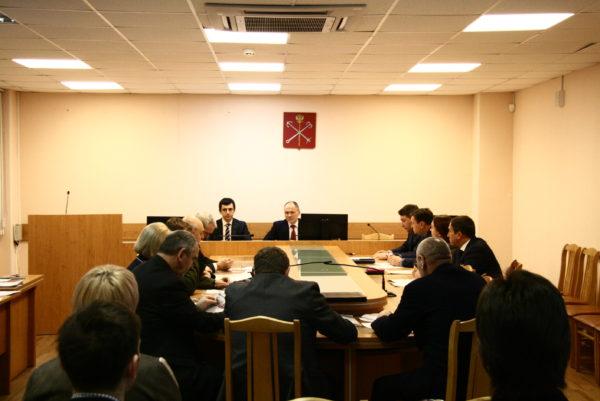 14 декабря 2017 года состоялось заседание Совета по межнациональным отношениям при администрации Красносельского района Санкт-Петербурга