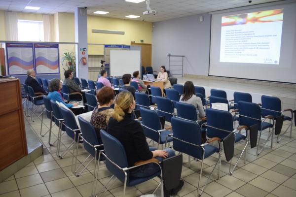 31 января 2018 года на площадке СПб ГАУ «Центр трудовых ресурсов» состоялся семинар для работодателей «Персональные данные: все ли сделано?»