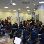 16 февраля 2018 года на площадке СПб ГАУ «Центр трудовых ресурсов» состоялся семинар для работодателей «Актуальные вопросы по миграционному законодательству РФ. Порядок приема иностранных работников в 2018 году. Как сделать все правильно?»