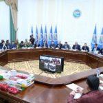18 апреля 2018 года состоялась онлайн — конференция «Узбекистан и Россия – перспективы взаимовыгодного сотрудничества регионов»