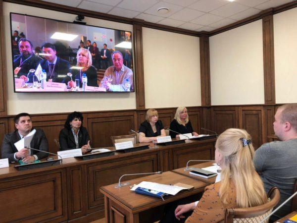 25 апреля 2018 года семинар «О Миграционном законодательстве. Трудовая деятельность иностранных граждан» в Администрации Колпинского района