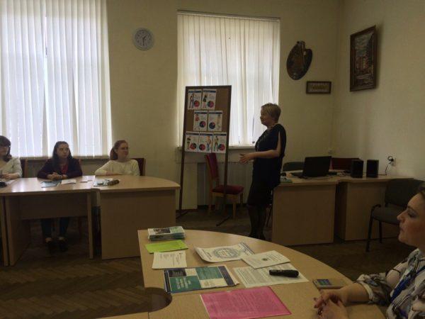27 апреля 2018 года СПб ГАУ «Центр трудовых ресурсов» в рамках проекта «Твой первый шаг в карьере» принял участие во Всероссийском форуме с международным участием «Профессиональное образование как стратегический ресурс современного общества».