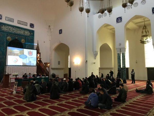 20 апреля 2018 года в Санкт-Петербургской Соборной мечети состоялся семинар для трудящихся мигрантов