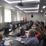 16 мая 2018 года состоялся семинар «О Миграционном законодательстве. Трудовая деятельность иностранных граждан» в Администрации Московского района Санкт-Петербурга