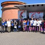 2 июня 2018 года состоялось награждение победителей Инженерного Хакатона EnHack и волонтеров проекта «Твой первый шаг в карьере» на Молодежном Карьерном Форуме
