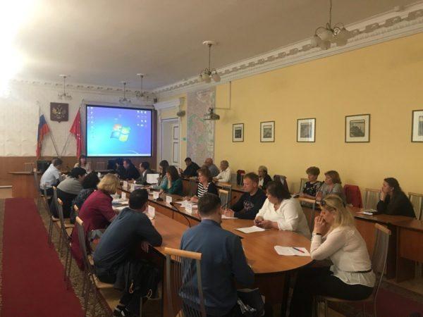 31 мая 2018 года состоялось заседание Совета по вопросам межнациональных отношений при администрации Калининского района