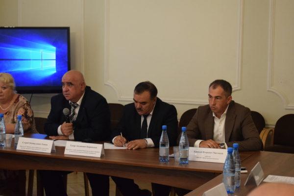 В Санкт-Петербурге состоялась встреча с представителями Республики Таджикистан по вопросу взаимодействия в рамках организованного набора  иностранных граждан