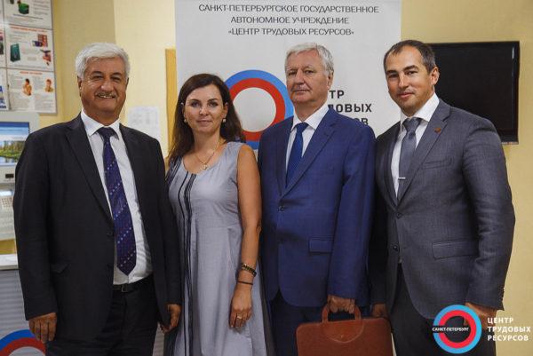 Дни Душанбе в Санкт-Петербурге