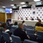 10 декабря состоялась пресс-конференция, посвященная итогам 2018 года в сфере труда, трудовой миграции и занятости населения Санкт-Петербурга
