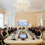 Директор Центра трудовых ресурсов Алексей Чистяков выступил на   круглом столе по вопросам развития государственно-частного партнерства в странах ЕАЭС и ЕС
