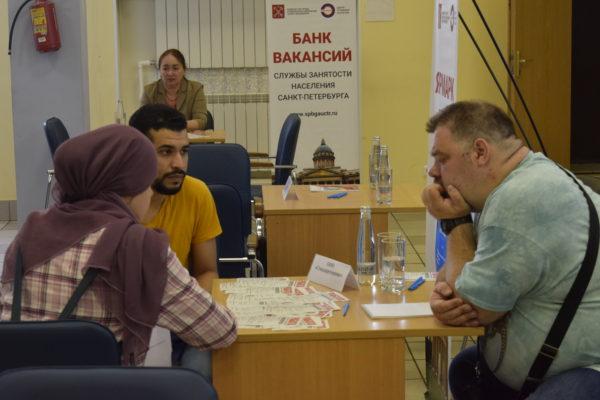 В Центре трудовых ресурсов состоялась Ярмарка вакансий для иностранных граждан