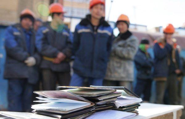 Установлена допустимая доля иностранных работников в различных отраслях экономики Российской Федерации на 2020 год